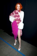 Bella Thorne - Prabal Gurung Fashion Show in NYC 2/10/19