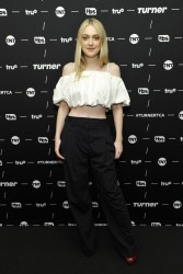 Dakota Fanning - TCA Turner Winter Press Tour 2018  1/11/18