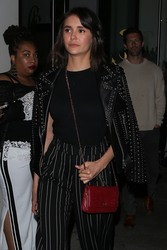 Nina Dobrev  Leaving Delilah club in West Hollywood 3/30/18