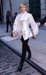 Chloe Grace Moretz - Leaving her hotel in NYC 4/22/18