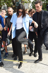 Kendall Jenner - Out in Milan 9/19/18