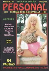 PERSONAL (Numero 36) Edición En Español