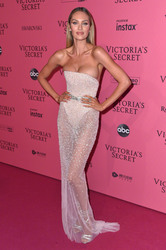 Candice Swanepoel - Victoria's Secret Fashion Show after party, 2018