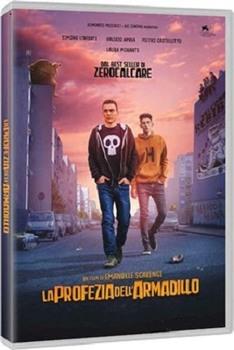 La Profezia Dell'Armadillo (2018) DVD9 COPIA 1:1 ITA