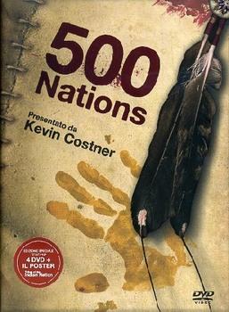 500 Nations (1995) [COMPLETA] 4 DVD5 COPIA 1:1 ITA ENG