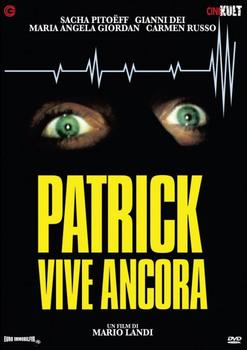 Patrick vive ancora - Versione import (1980) DVD9 COPIA 1:1 ITA TED
