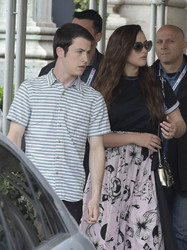 Katherine Langford - Out in Rome 4/18/18