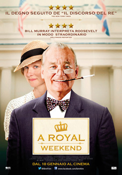 A Royal Weekend (2013) DVD9 COPIA 1:1 ITA ENG