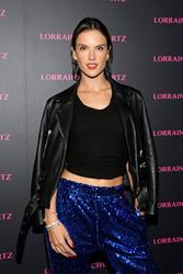 Alessandra Ambrosio - 'Against Evil Eye' by Lorraine Schwartz Launch in LA 3/13/18