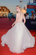 Elle Fanning - 'Galveston' Premiere during the 44th Deauville American Film Festival 9/1/2018 557c0b962470084