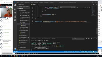 Javascript: Интенсивный курс для программистов (2018) Видеокурс