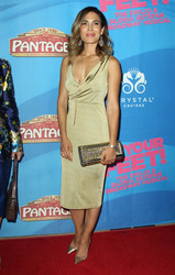 Nadine Velazquez  -                             ''On Your Feet The Story of Emilio & Gloria Estefan'' Premiere Hollywood July 10th 2018.