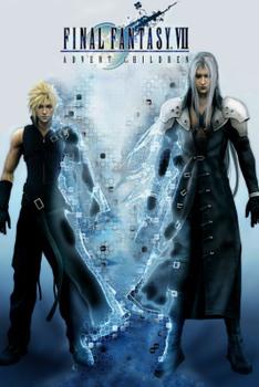Final Fantasy VII Advent Children (2005) DVD9 Copia 11 ENG-JAP - SUB ITA