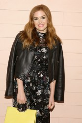 Isla Fisher - Kate Spade Presentation in NYC 2/9/18