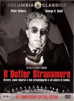 Il dottor Stranamore, ovvero come imparai a non preoccuparmi e ad amare la bomba (Special edition) (1964) 2 DVD9 COPIA 1:1 ITA ENG GER SPA
