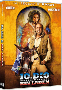Io, Dio e Bin Laden (2016) DVD9