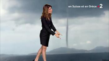 Chloé Nabédian - Août 2018 Bde196960292534