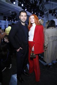 Bella Thorne - Jonathan Simkhai Fashion Show in NYC 2/9/19