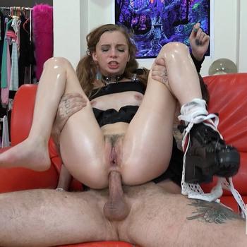 Ava Parker - 1st Anal Sex Tape (2018) HD 1080p