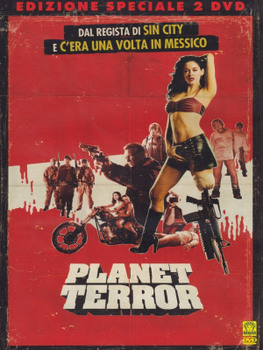 Grindhouse - Planet Terror (2007) [Special Edition] 1xDVD9+1xDVD5 Copia 1:1 ITA-ENG
