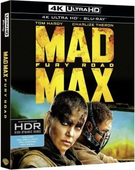Mad Max: Fury Road (2015) Full Blu-Ray 4K 2160p UHD HDR 10Bits HEVC ITA DD 5.1 ENG TrueHD 7.1 MULTI
