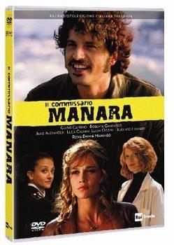 Il Commissario Manara (2009) [Completa] 4xDVD9 Copia 1:1 Ita