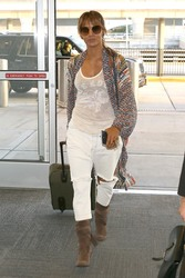 Halle Berry - At JFK Airport 5/24/18