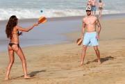 Izabel Goulart in Bikini on the Beach in Fernando de Noronha 12/30/2017ed734e705336083