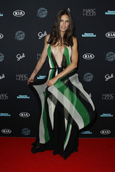 Bianca Balti - Sports Illustrated Swimsuit 2018 Launch Event in NYC 2/14/18
