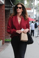 Cindy Crawford - Out in Beverly Hills 1/29/19
