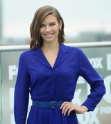 Lauren Cohan -                             ''The Walking Dead'' Photocall Comic-Con San Diego July 20th 2018.