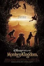 猴子王国 Monkey Kingdom_海报