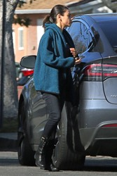 Mila Kunis - Out in LA 3/6/18