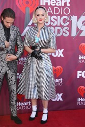 Katy Perry - 2019 iHeartRadio Music Awards in LA 3/14/19