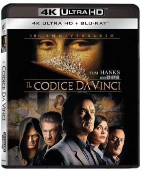 Il codice da Vinci (2006) Full Blu-Ray 4K 2160p UHD HDR 10Bits HEVC ITA DD 5.1 ENG TrueHD 7.1 MULTI