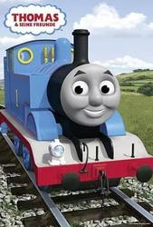托马斯和朋友 第一季 Thomas the Tank Engine & Friends Season 1_海报