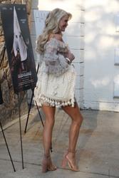 Christie Brinkley - The BlacKkKlansman Premiere in The Hamptons 8/5/18