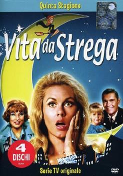 Vita da strega - Stagione 5 (1968-1969) 4xDVD9 Copia 1:1 ITA-ENG-ESP-FRE-GER