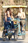 Selena Gomez at Lake Balboa park in Encino 02/02/20181ce679737643003