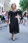 Chloe Grace Moretz - Leaving her hotel in NYC 8/1/18