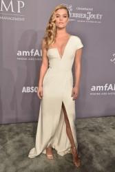 Nina Agdal - 2018 amfAR Gala New York 2/7/18