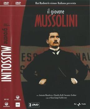 Il Giovane Mussolini (1993) 3xDVD5 Copia 1:1 Ita