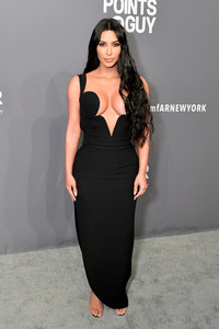 Kim Kardashian - 2019 amfAR Gala in NYC 2/6/19