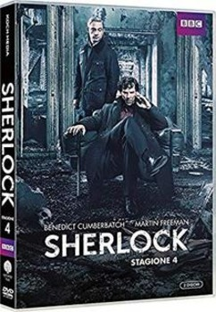 Sherlock - Stagione 4 (2017) [Completa] 2xDVD9 COPIA 1:1 ITA ENG