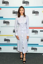 Nina Dobrev - At The IMDb Show in LA 1/4/19
