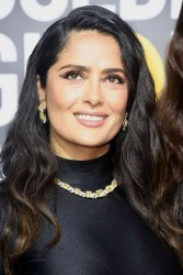 Salma Hayek - 75th Annual Golden Globe Awards in Beverly Hills 1/7/18