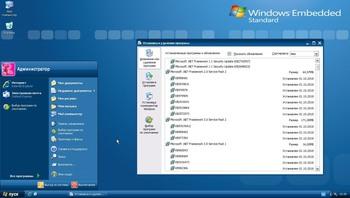 Windows XP Pro SP3 x86 VLK LWOS v.1 build 18.02 by LWGamе (2018) RUS