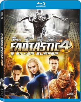 I Fantastici 4 e Silver Surfer (2007) Full Blu-Ray 38Gb AVC ITA SPA DTS 5.1 ENG DTS-HD MA 5.1