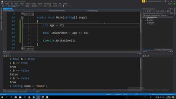 C# Light - Программирование для начинающих (2018) Видеокурс