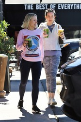 Kristen Bell - Out in Los Feliz 3/13/19